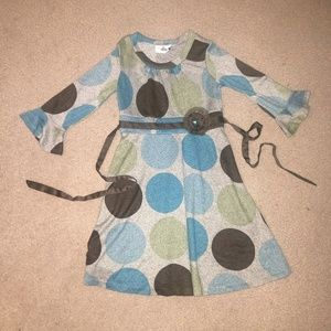 Other - Girls Bell Sleeve Dress